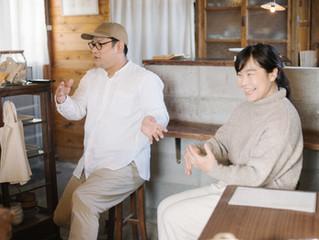 SUNNYDAYの作り手たちvol.6 hutte 井原弥生、武「環境のために、パン屋としてできること」