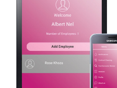A new app professionalises domestic work