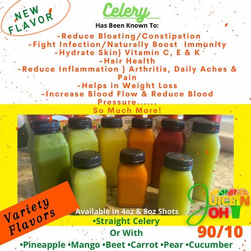 Celery Shots