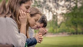 Young People Praying