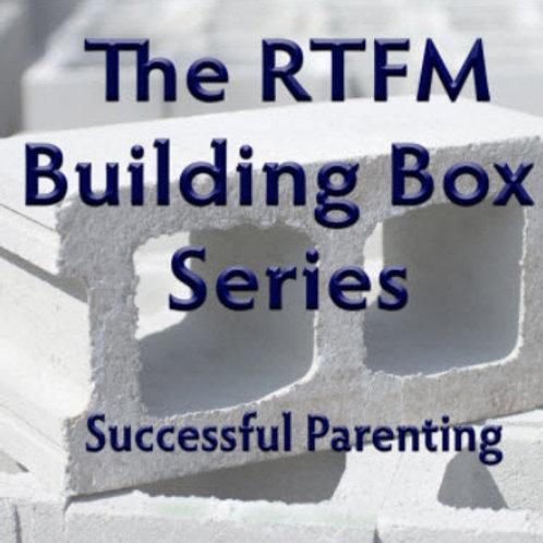 Building Box Series - Successful Parenting