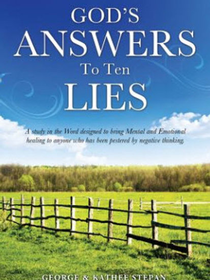 God's Answers to Ten Lies