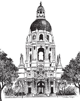 Pasadena, CA City Hall