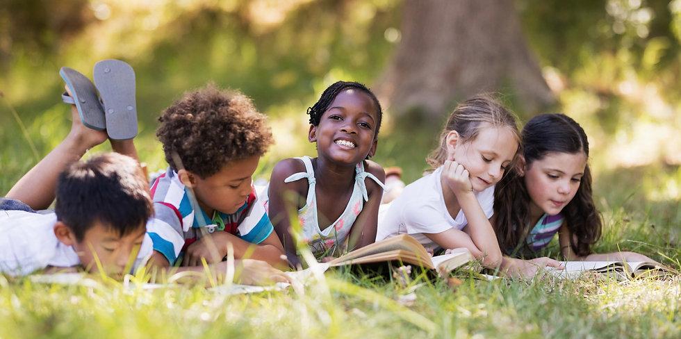 Children in Bible Study