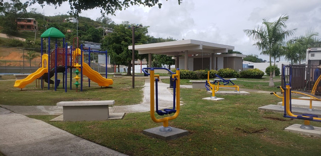 Commercial Playground & Outdoor Fitness