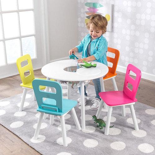 Mila Table Chair Set