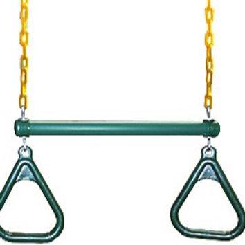 Gym Ring/Trapeze Bar