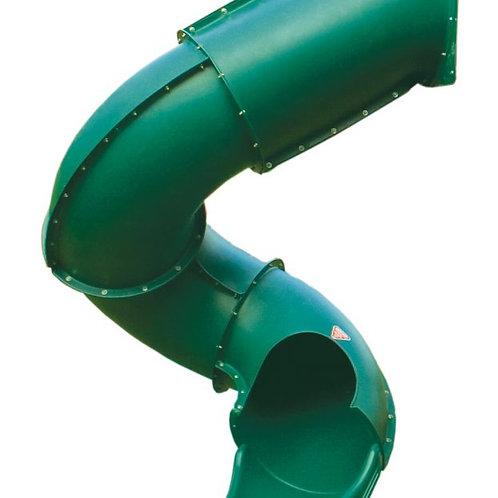 7′ Spiral Tube Slide