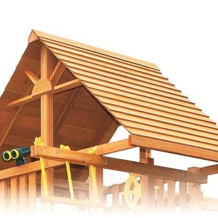 Wood Roof Upgrade