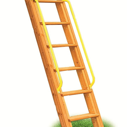 Wood Step Ladder Upgrade