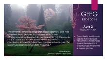 ESDE 2014 - convite aula 02