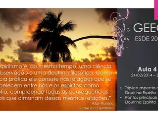 ESDE 2014 - Convite aula 04