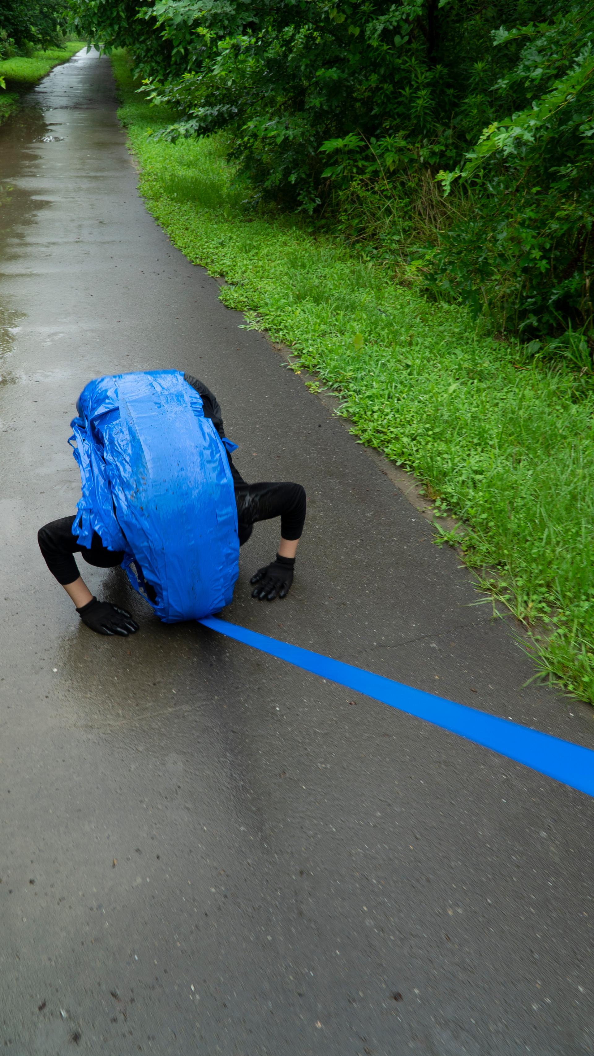 Blue Line Ⅳ