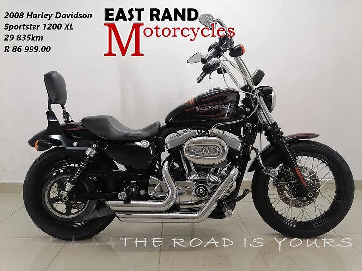 Harley Davidson Sportster 1200 XL