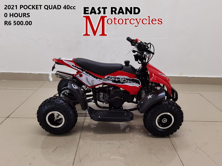 Pocket Quad 49cc