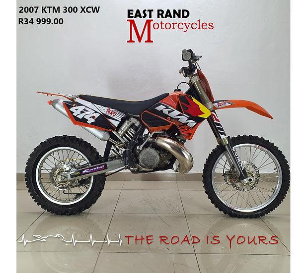 KTM 300 XCW