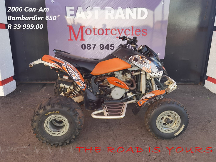 Can-Am Bombardier 650
