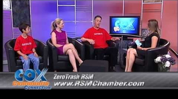 ZeroTrash RSM on Cox!