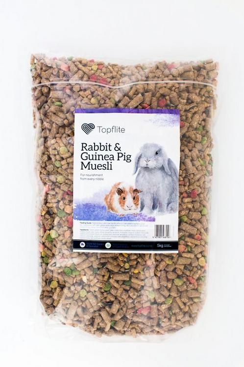 TopFlite Rabbit & Guinea Pig Museli 2kg