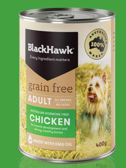 Blackhawk Grain Free Chicken Wet Food