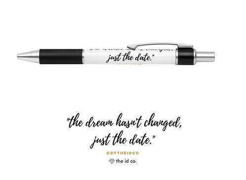 Inspirational Quote Pen