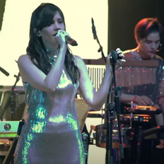 Javiera Mena - Dentro de Ti (Deezer Next Live Session)