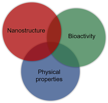 Nanostructure Bioactivity Physical properties