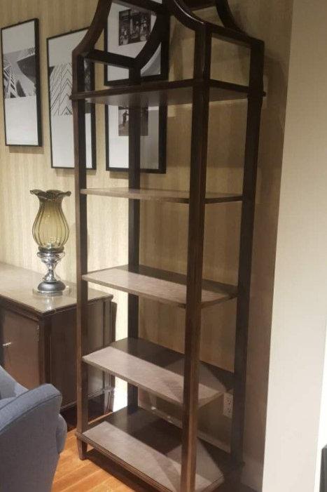 Monarchy Bookcase