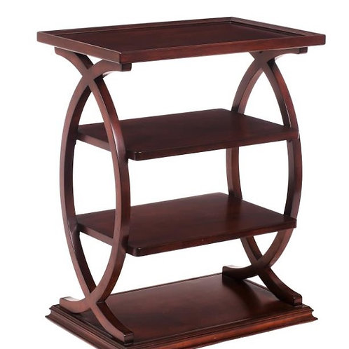 Monarchy End Table