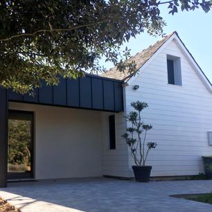 VARETZ Rénovation et extension d'une maison