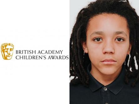 GRANDPA'S GREAT ESCAPE WINS CHILDRENS BAFTA starring LOUIS