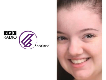 LAYLA COOKE  RECENTLY FEATURED ON BBC RADIO SCOTLAND