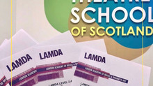 DUE TO COVID OUR LAMDA EXAM  WAS RESCHEDULED TWICE, HOWEVER THIS DIDN'T STOP OUR TSOS STUDENTS
