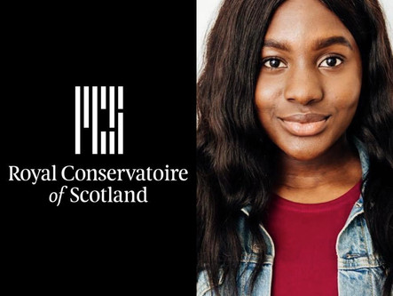 TSOS'S LOLA ACCEPTED INTO THE ROYAL CONSERVATOIRE OF SCOTLAND