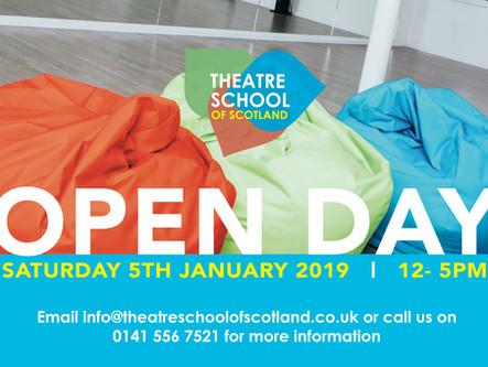 January Open Day 2019 #TSOS