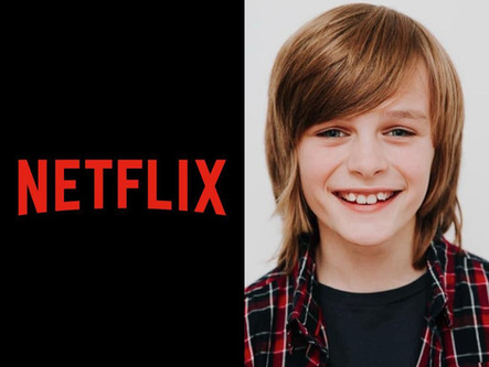 LAWRIE BOOKED FOR NETFLIX VOICEOVER