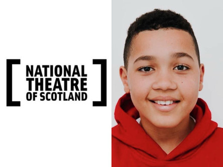 ZAC cast in ''THEM'' by National Theatre of Scotland