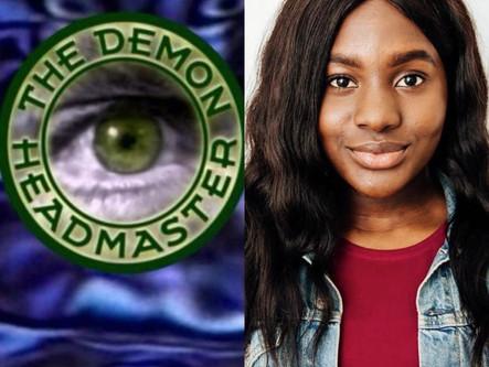 LOLA JOINS CAST OF CBBC DEMON HEADMASTER AS REGULAR ''BECKY''