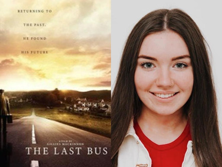 HAYLEY CAST IN '' THE LAST BUS'' ALONGSIDE Timothy Spall