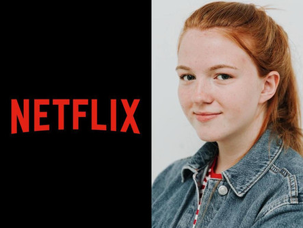 EVA BOOKED FOR NETFLIX VOICEOVER
