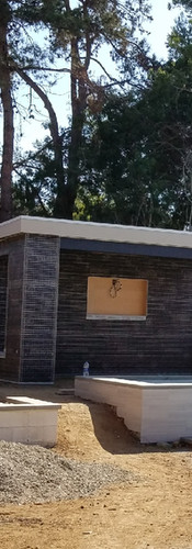 Exterior Backyard Project