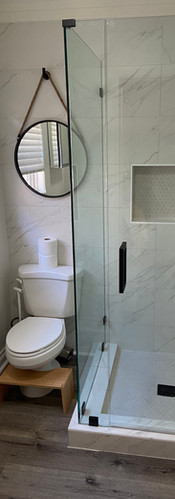 Re-done Bathroom