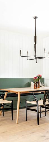 Remodeled Dining Room