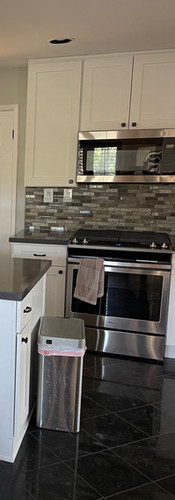 Renovated Kitchen Project