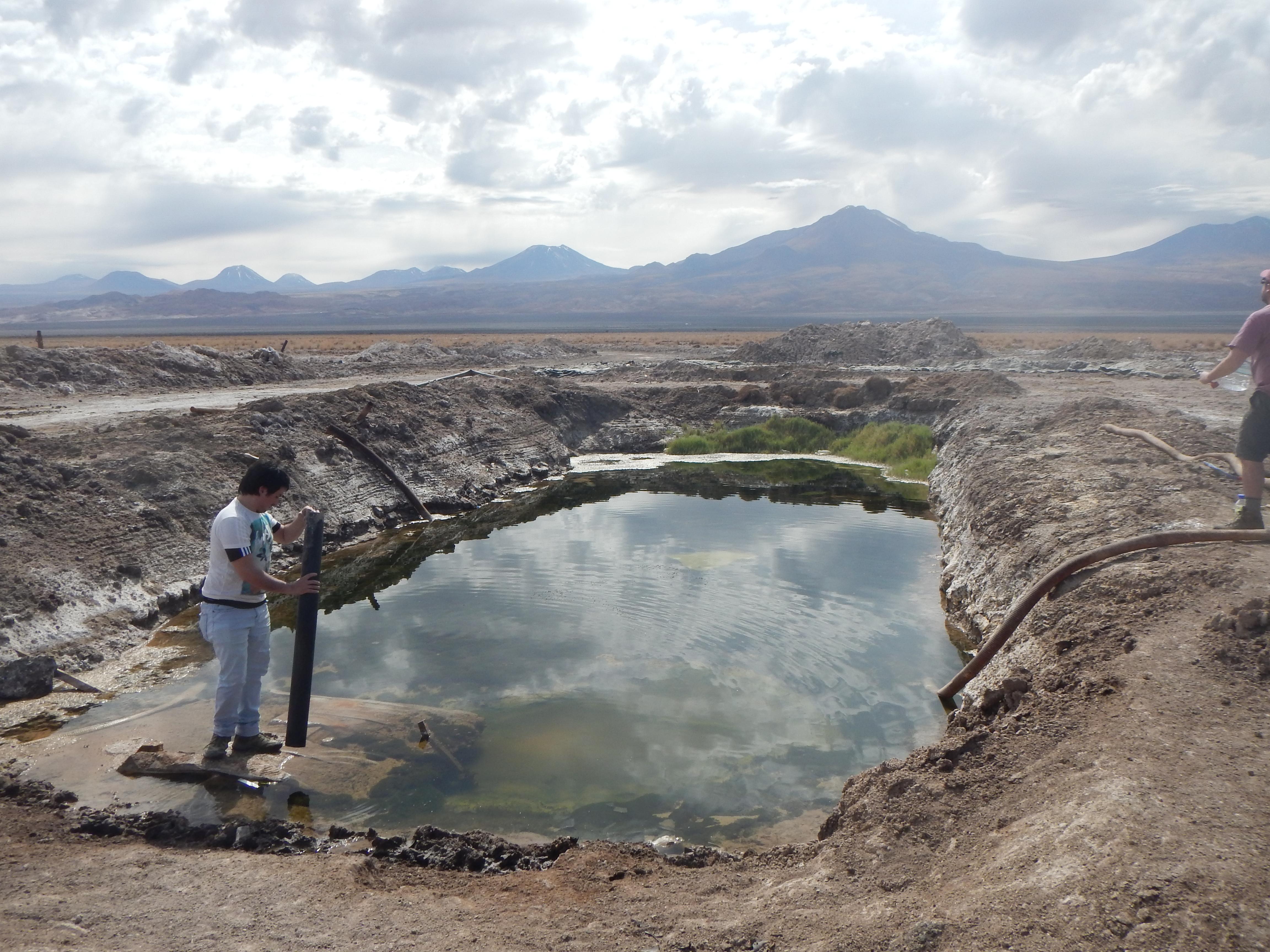 Bernardo Collao - Salar de Atacama