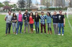 Perez-Donoso Lab Sept 2015