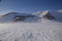 Patriot Hills (80º Latitud Sur)