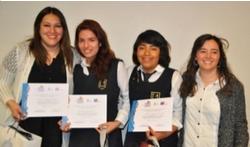 1er_lugar_Congreso_Escolar_Ciencia_y_tecnología_EXPLORA_RM_Oct_2013
