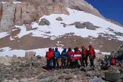 foto Glaciar union 2014 Luis Vicente