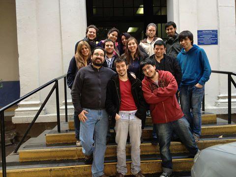 grupo Nanolab 2012 Vicuña